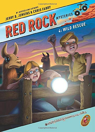 9781414301433: Wild Rescue (Red Rock Mysteries, No. 4)