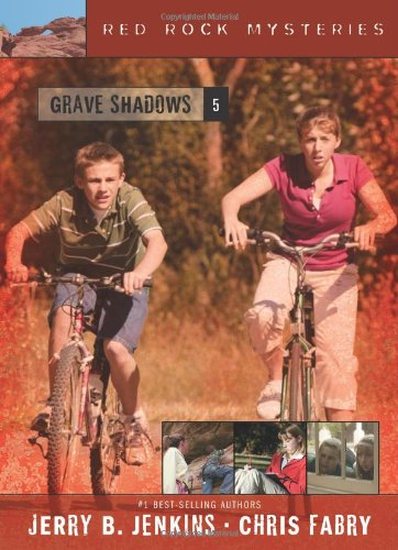 9781414301440: Grave Shadows (Red Rock Mysteries, No. 5)