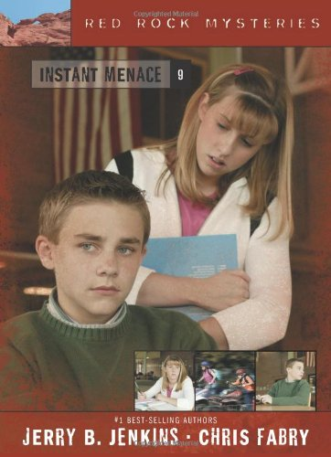 9781414301488: Instant Menace (Red Rock Mysteries #9)