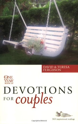 9781414301709: The One Year Devotions for Couples: 365 Inspirational Readings