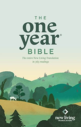 9781414302041: The One Year Bible NLT