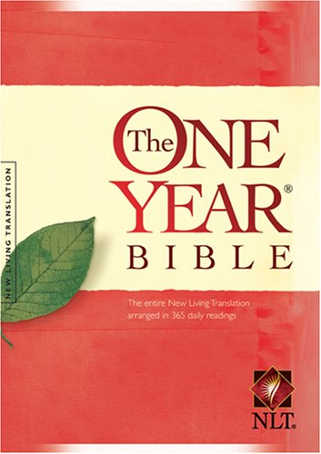 9781414302058: The One Year Bible NLT (One Year Bible: New Living Translation-2)