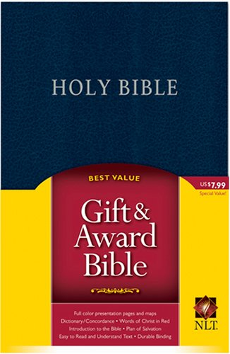 9781414302089: NLT Gift and Award (Bible Nlt)