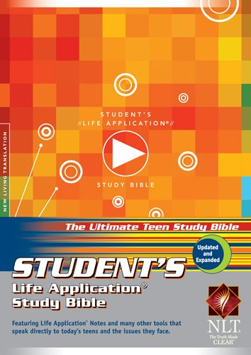 9781414302171: Student's Life Application Study Bible: NLT