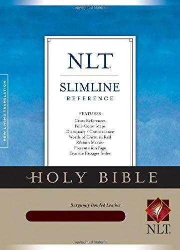 9781414302201: Slimline Reference Bible NLT