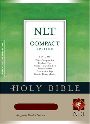 9781414302355: Compact Edition Bible NLT