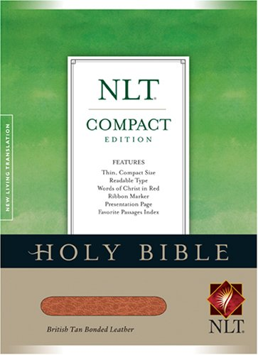 9781414302362: Compact Edition Bible NLT