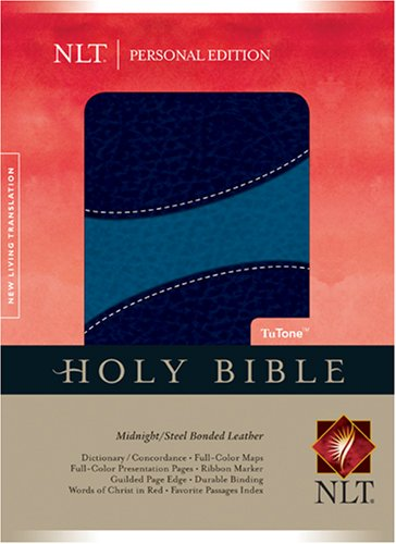 9781414302454: Holy Bible NLT, Personal Edition, TuTone (Personal Edition Bibles)