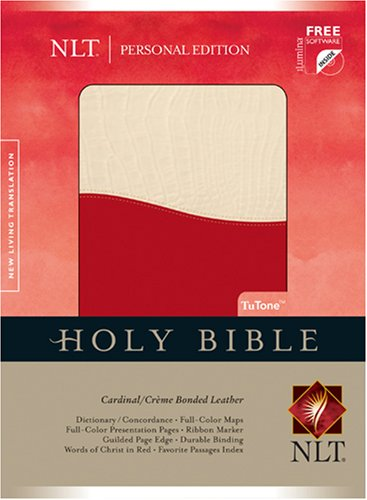 9781414302461: Holy Bible NLT, Personal Edition, TuTone (Personal Edition Bibles)