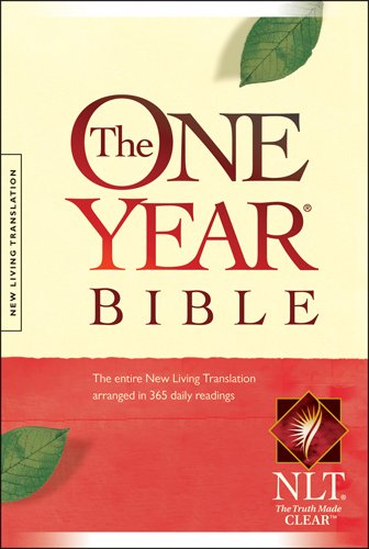 9781414302539: The One Year Bible Compact Edition NLT