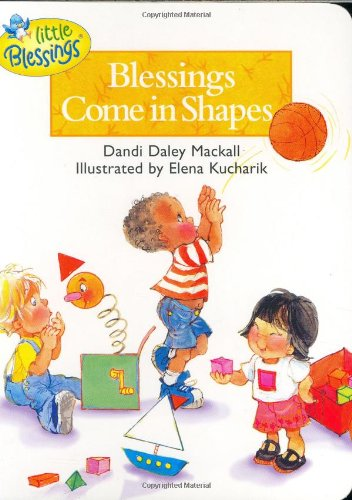 9781414302904: Blessings Come in Shapes (Little Blessings)