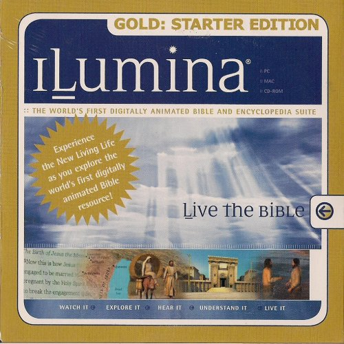 Ilumina: Live the Bible: The World's First Digitally Animated Bible and Encyclopedia Suite ...