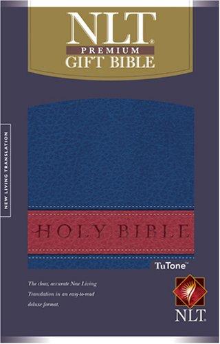 9781414304380: Premium Gift Bible-NLT (Premium Gift and Award Bibles: NLTse)