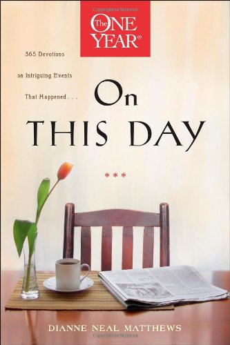 9781414304410: The One Year on This Day (One Year Books)