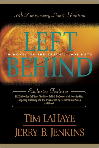 9781414305400: Left Behind 10th Anniversary Limited Edition