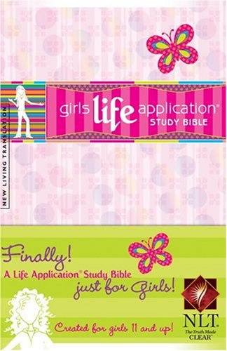 9781414306469: Girls Life Application Study Bible NLT (Kid's Life Application Bible)