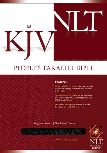 9781414307183: People's Parallel Edition KJV/NLT (People's Parallel Edition: King James Version, New Living Translation)