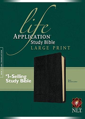 9781414307220: Life Application Study Bible NLT, Large Print