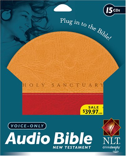 Holy Sanctuary, Bible on CD Voice Only NT NLT