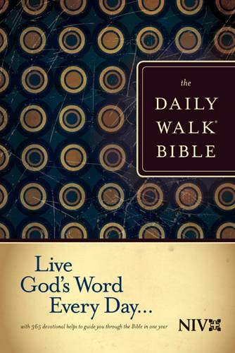 9781414309606: The Daily Walk Bible NIV