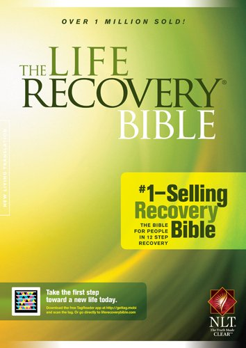 9781414309613: Life Recovery Bible: New Living Translation, Repackage