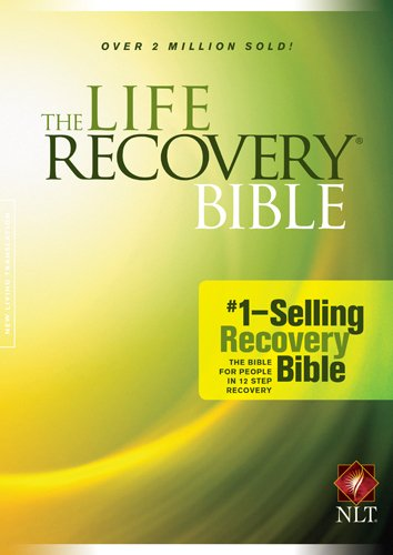 9781414309620: The Life Recovery Bible: New Living Translation Version, Recovery Bible