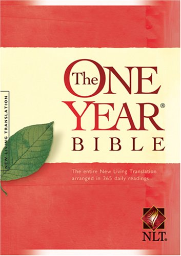 One Year Bible-NLT (One Year Bible:Nltse) (1414309821) by Tyndale