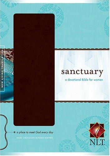9781414310312: Sanctuary: NLT: A Devotional Bible for Women