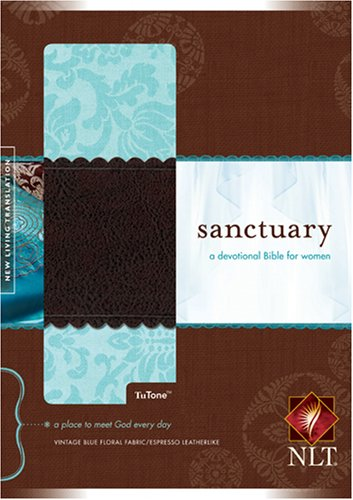 Sanctuary: A Devotional Bible for Women, New Living Translation: New Living Trans 2
