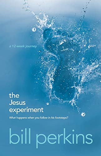 9781414311425: The Jesus Experiment: What Happens When You Follow in His Footsteps?