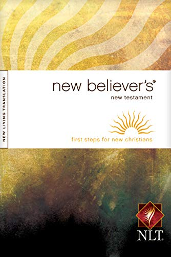 9781414312194: New Believer's New Testament (First Steps for New Christians)