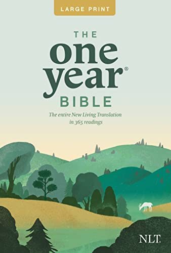 9781414312446: The One Year Bible Premium Slimline