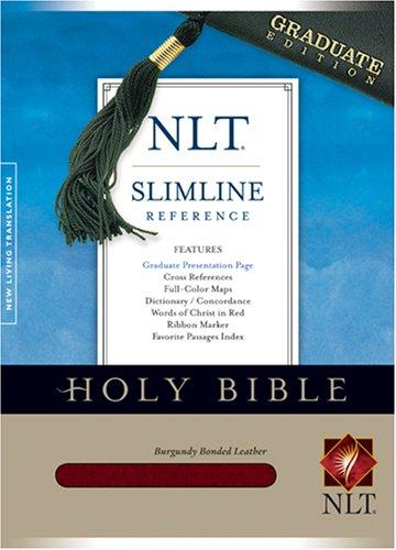 9781414313818: Slimline Reference Bible NLT