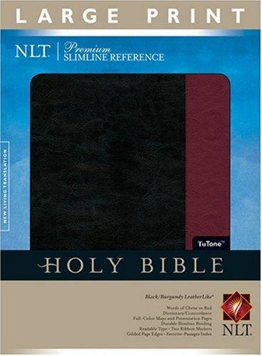 9781414313979: Premium Slimline Reference NLT, LP (Premium Slimline LP: Nltse)