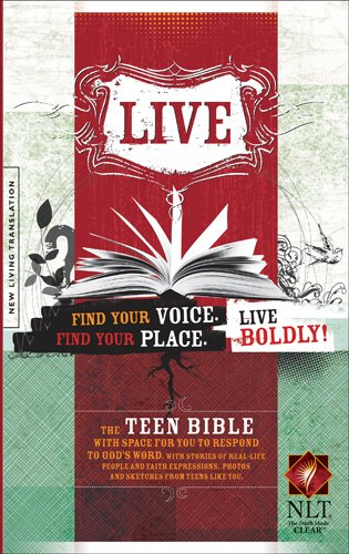Live: Holy Bible- New Living Translation: Tyndale [Producer]; Group