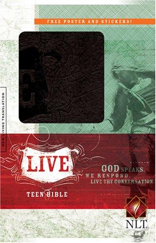 9781414314426: Live Bible-NLT