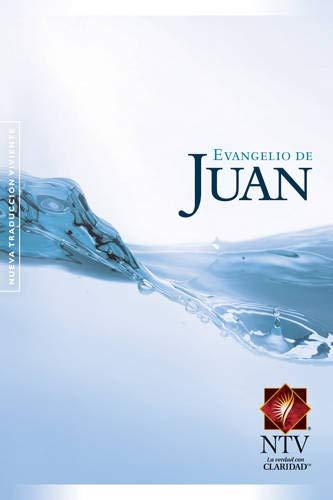 9781414314884: El Evangelio de Juan NTV 10-paquetes (Ntv Portions) (Spanish Edition)