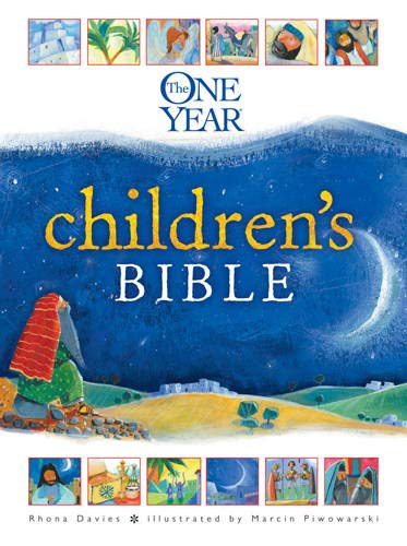 9781414314990: The One Year Children's Bible (One Year Books)