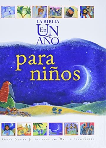 9781414315003: La Biblia en un año para niños (Spanish Edition)