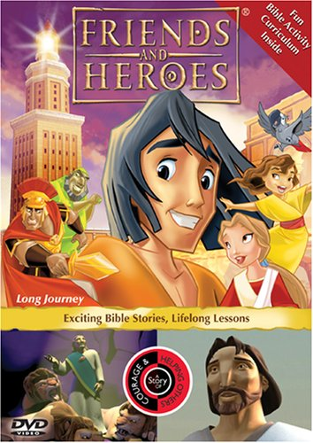 9781414315171: Friends and Heroes: Long Journey (Episode 1)