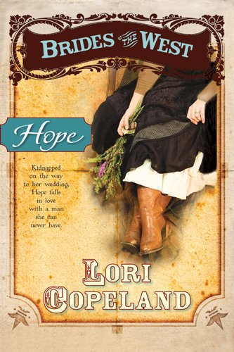 9781414315362: Hope (Brides of the West #3) (Repack)
