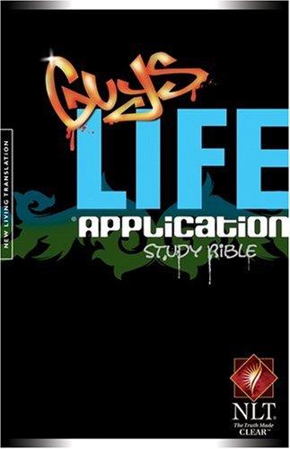 9781414315973: Guys Life Application Study Bible NLT
