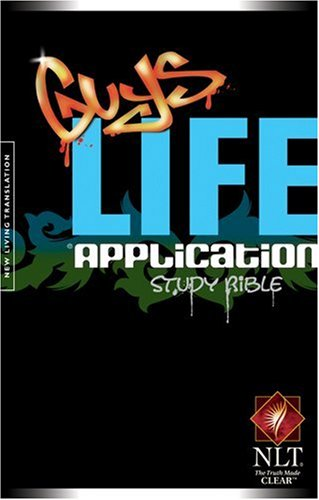 9781414315980: Guys Life Application Study Bible NLT