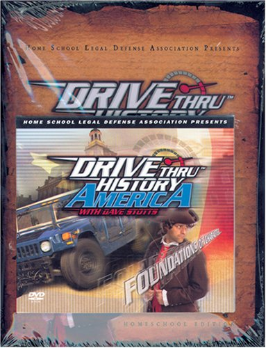Drive Thru History America: Foundations of Character Home School Edition with DVD: David Barton