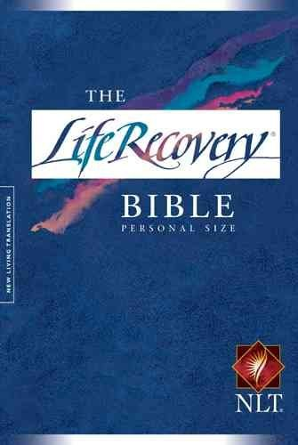 9781414316260: The Life Recovery Bible: New Living Translation, Personal Size