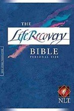 9781414316260: The Life Recovery Bible NLT, Personal Size