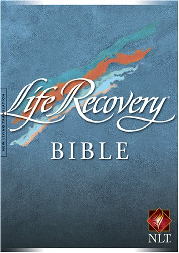 9781414316628: Life Recovery Bible (New Living Translation)