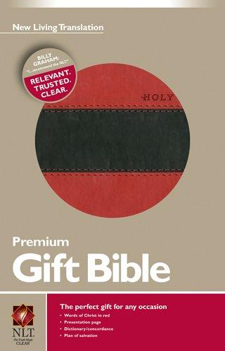 9781414316925: Premium Gift Bible NLT, TuTone