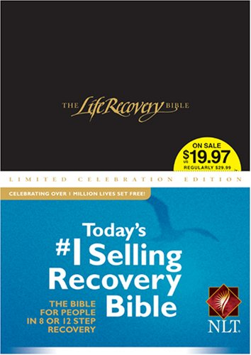 9781414317588: The Life Recovery Bible NLT, Celebration Edition