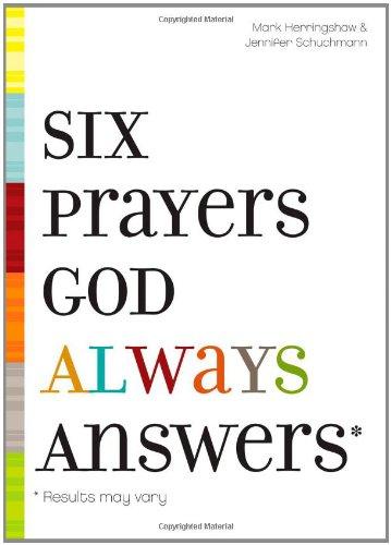 9781414318677: Six Prayers God Always Answers